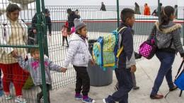 Washington will Migrantenkinder unbegrenzt festhalten
