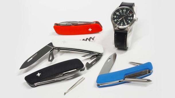 Die Sackmesser von den Uhrmachern