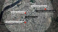 Anschlag auf St. Petersburger U-Bahn