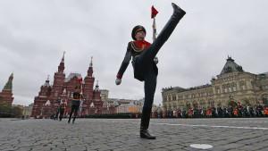 Putin ruft zu internationalem Kampf gegen Terrorismus auf