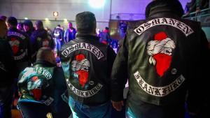 """Polizei geht mit Spezialkräften gegen """"Osmanen Germania"""" vor"""