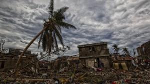 """Schon mehr als 800 Tote durch Hurrikan """"Matthew"""""""