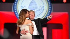 Ein Präsident mit Geld und Macht