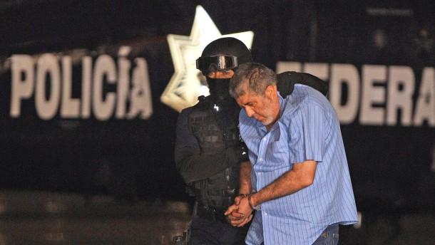 Lange Haft für mexikanischen Drogenboss