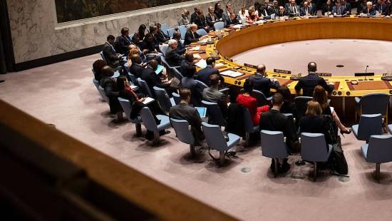 Russland und China blockieren erneut Syrien-Hilfe