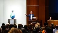 Spekulationsobjekt: Auch beim Auktionshaus Sotheby's in New York erzwangen Aktionärsaktivisten einen Kurswechsel.