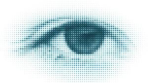 Kann dieses Auge lügen?
