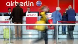 Wirtschaftsministerin verteidigt Millionengehalt des Air-Berlin-Chefs