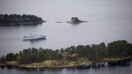 Russen im Wasser? U-Boot-Jagd im Oktober im Stockholmer Schärengarten