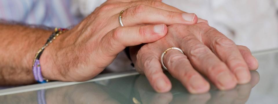 Ehemalige Überprüfung der Ehe