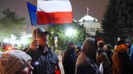 Ein neues Niveau im polnischen Justizstreit
