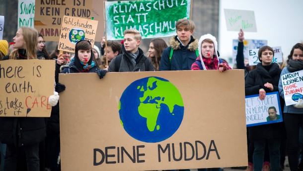 Friday For Future: Fridays For Future: Schülerstreik Für Das Klima
