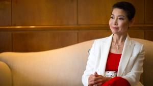 Die Taschenkönigin aus Korea