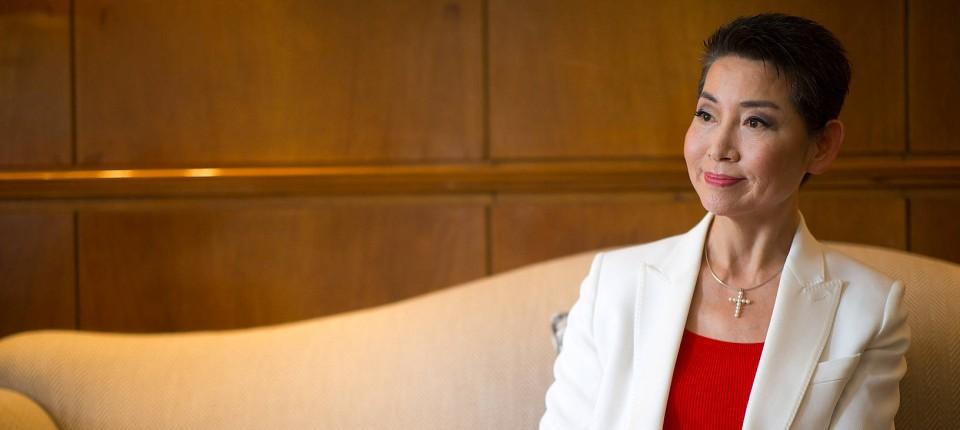 MCM-Inhaberin Sung-joo Kim: Die Taschenkönigin aus Korea