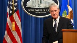Sonderermittler Mueller bricht das Schweigen