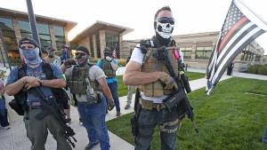 In Amerika werden mehr Waffen verkauft