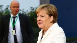 Merkel bittet EU-Partner um Geduld