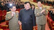 Kim Jong-un veranstaltet Wasserstoffbomben-Party