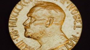 Viele Kandidaten für den Friedensnobelpreis