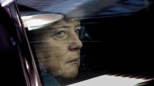 Angela Merkels Welt