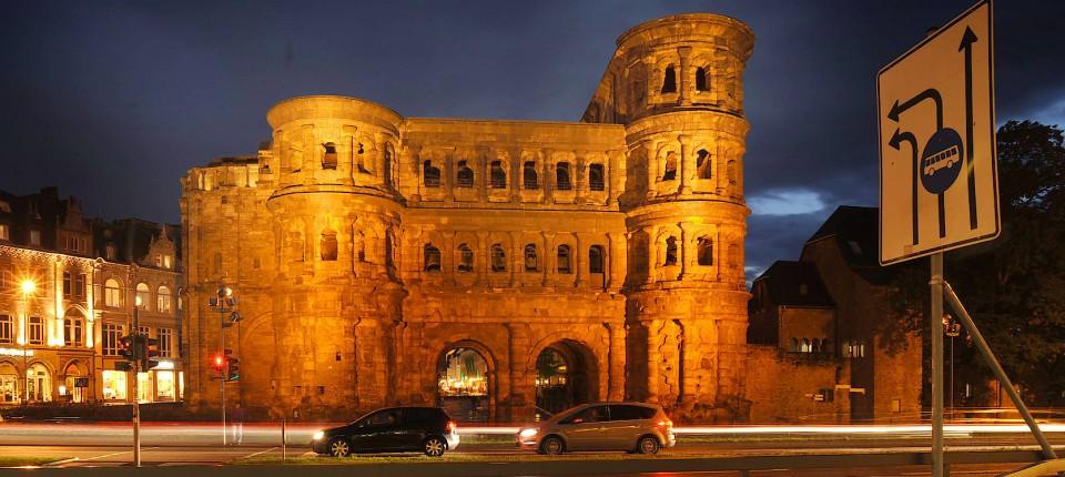 170 Nach Christus So Alt Ist Die Porta Nigra In Trier