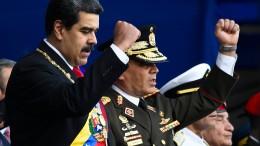 Militär scheint Maduro weiterhin ergeben zu sein