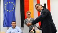 Özdemir hofft auf ähnliches oder besseres Wahlergebnis