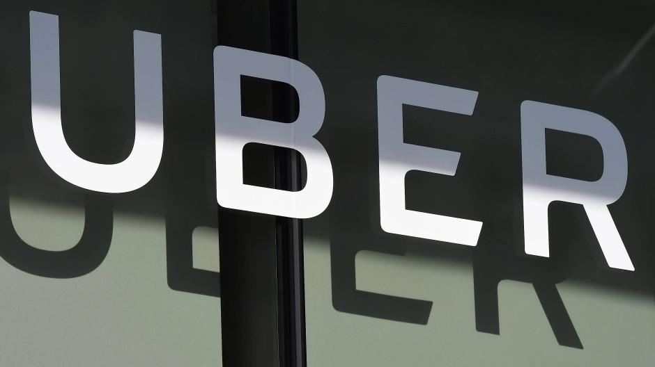 Der Uber-Firmensitz in San Francisco.