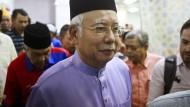 Najib Razak, ehemaliger Premierminister von Malaysia