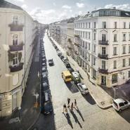 Sanierte Pracht: Die Altbauten in Berlin Kreuzberg sind bei Mietern wie Eigentümern begehrt.