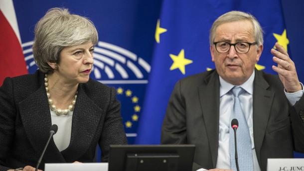 Juncker: Das oder nichts