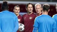 Leverkusen hat den Kopf wieder oben