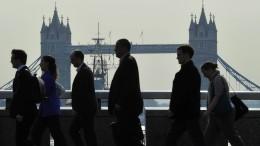 Britischer Arbeitsmarkt glänzt trotz drohendem Brexit-Chaos