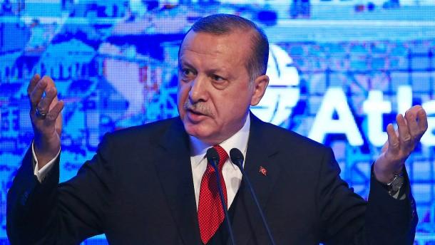 Erdogan: Unsere Tür ist offen für die EU