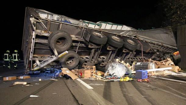 Zu hohe Geschwindigkeit weiter häufige Unfallursache