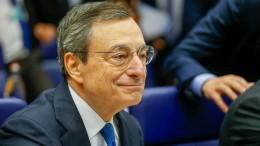 EZB-Chef ignorierte offenbar interne Empfehlung