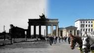 Berlins vernarbte Wunden