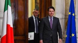 Italien droht Abstufung