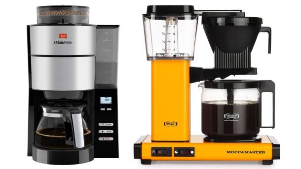 Wie gut sind Filterkaffeemaschinen?