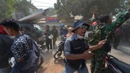 Nachbeben auf Lombok sorgt für Panik