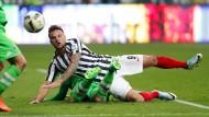 Auf der Suche nach Beständigkeit: Haris Seferovic soll der Eintracht noch ein bisschen helfen.