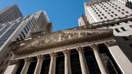 An der Wall Street wollen die Händler wieder hoch hinaus.