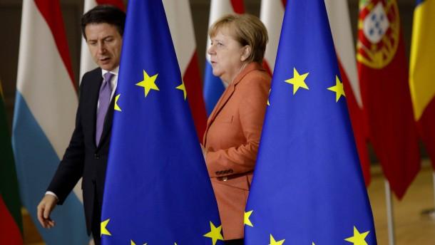EU billigt 500-Milliarden-Hilfspaket – Merkel sagt Nein zu Corona-Bonds