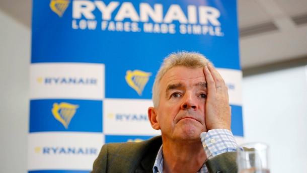 Geht es Ryanair-Chef O'Leary an den Kragen?