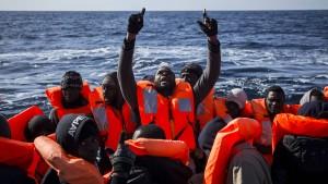 Europa droht eine gigantische Flüchtlingswelle