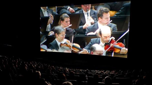 Weingummi zum Konzert