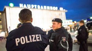 Polizei fasst U-Bahn-Schubser