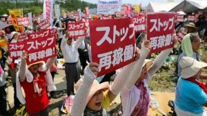 Japan fährt erstmals seit Fukushima-Gau Reaktor hoch