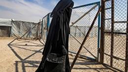 Bundesregierung holt erstmals IS-Frau zurück