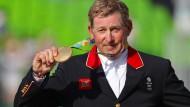 Rüstig in Rio: Nick Skelton gewinnt Gold im Springreiten